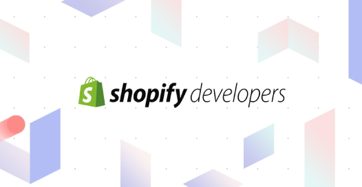 Shopify developers logo